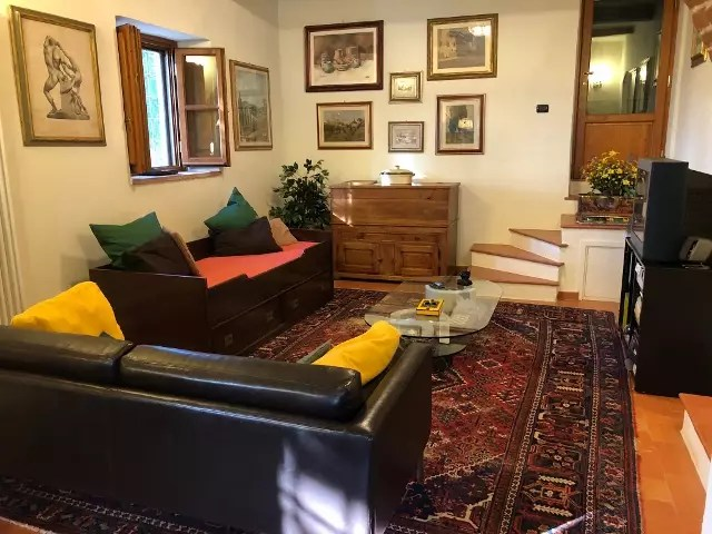 Villa Leopoldina Mq 400 Firenze Pontassieve 15 vani terreno 2,5 Ettari Appartamento Loggiato (22)