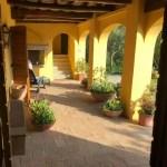 Villa Leopoldina Mq 400 Firenze Pontassieve 15 vani terreno 2,5 Ettari Appartamento Loggiato (32)