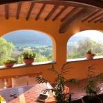 Villa Leopoldina Mq 400 Firenze Pontassieve 15 vani terreno 2,5 Ettari Appartamento Piano Primo (81)