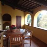Villa Leopoldina Mq 400 Firenze Pontassieve 15 vani terreno 2,5 Ettari Appartamento Piano Primo (3)