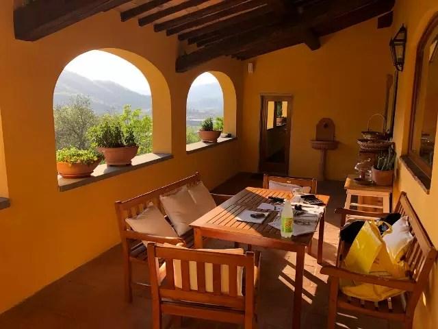 Villa Leopoldina Mq 400 Firenze Pontassieve 15 vani terreno 2,5 Ettari Appartamento Piano Primo (40)