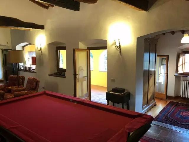 Villa Leopoldina Mq 400 Firenze Pontassieve 15 vani terreno 2,5 Ettari Appartamento Piano Primo (47)