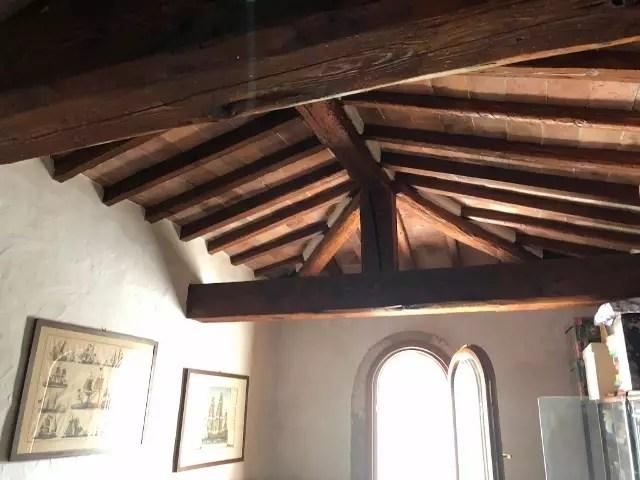 Villa Leopoldina Mq 400 Firenze Pontassieve 15 vani terreno 2,5 Ettari Appartamento Piano Primo (49)