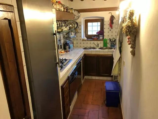 Villa Leopoldina Mq 400 Firenze Pontassieve 15 vani terreno 2,5 Ettari Appartamento Piano Primo (51)