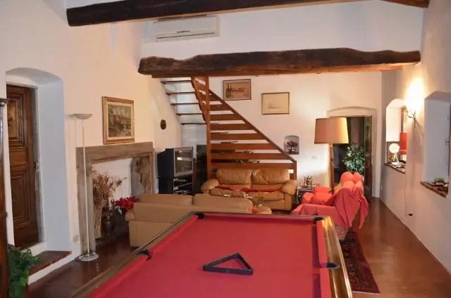 Villa Leopoldina Mq 400 Firenze Pontassieve 15 vani terreno 2,5 Ettari Appartamento Piano Primo (7)
