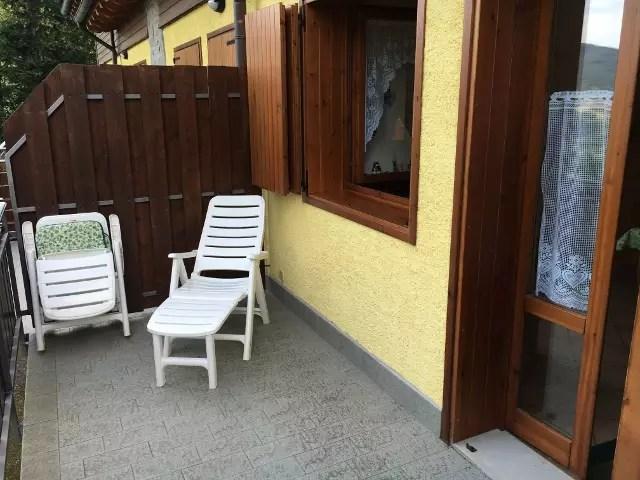 Villetta Terra Tetto Abetone Faidello Cinque Vani Mq 120