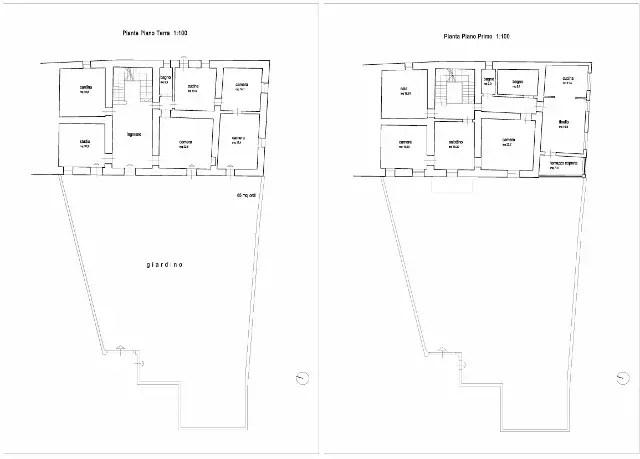 piano terra + piano primo (640×459)