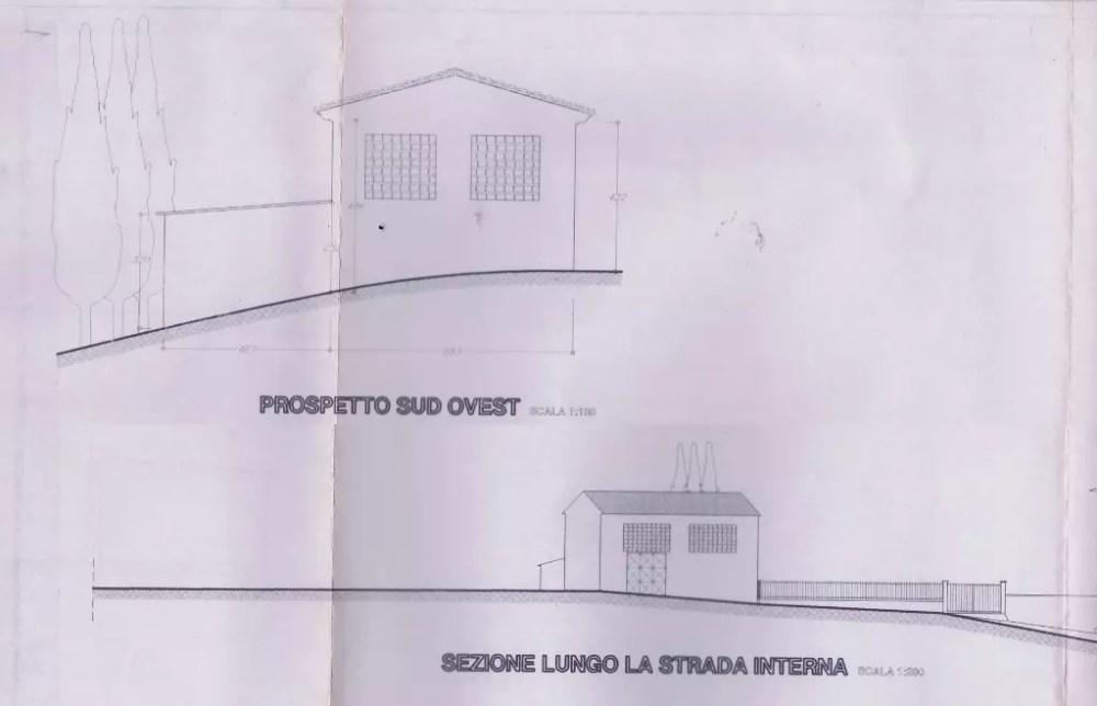 Villetta Terra Tetto Montelupo Fiorentino Bobolino Mq 180