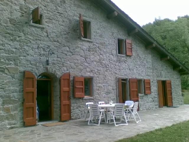 Villa Baita Fiumalbo Le Rotari 5 vani Mq 170 Ristrutturata (1)