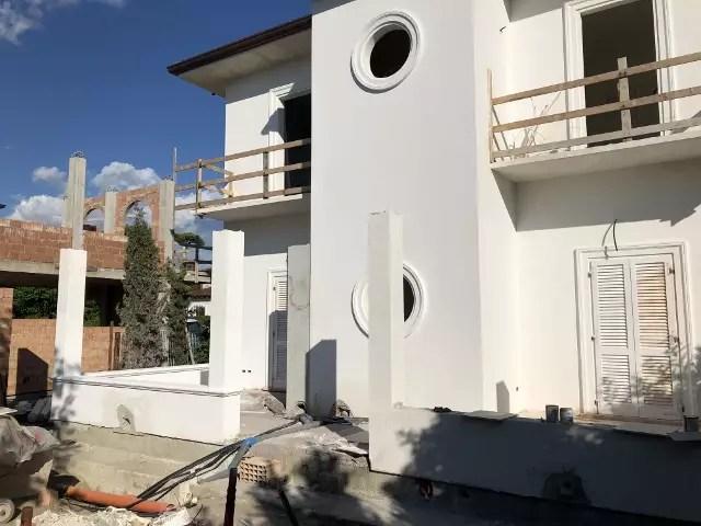 Villetta Nuova costruzione Terra Tetto Marina di Pietrasanta Tonfano Mq 165 Giardino Mq 380 (149)