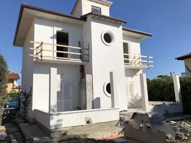 Villetta Nuova costruzione Terra Tetto Marina di Pietrasanta Tonfano Mq 165 Giardino Mq 380 (151)