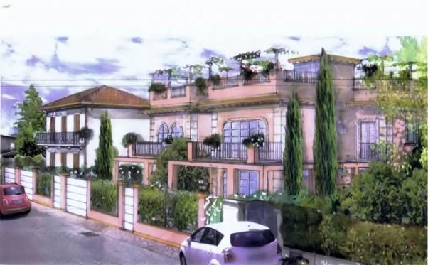 Villetta Nuova costruzione Marina di Pietrasanta Tonfano Mq 165
