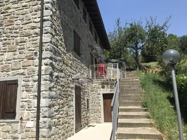 Appartamento Fiumalbo Frescarolo Mansarda Monolocale Mq 45 (78)