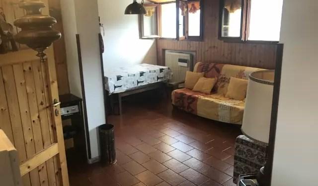 Appartamento Mansarda Abetone Faidello Tre Vani Mq 45