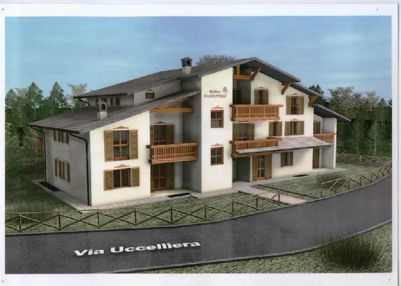 Mansarda Abetone Via Uccelliera Mq 100 Trilocale e Soppalco Mq 18 Secondo Piano Ascensore Due Garage (36)