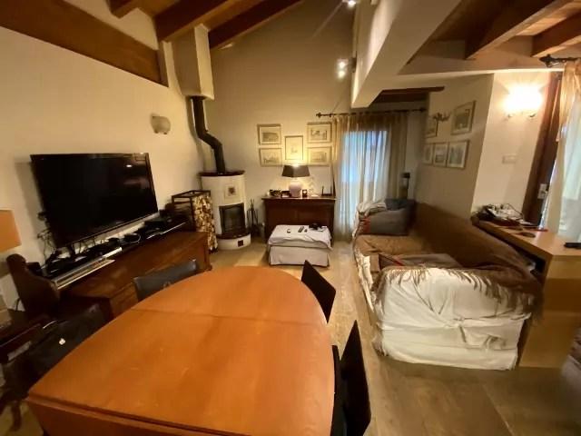 Mansarda Abetone Via Uccelliera Mq 100 Trilocale e Soppalco Mq 18 Secondo Piano Ascensore Due Garage (57)