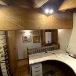 Mansarda Abetone Via Uccelliera Mq 100 Trilocale e Soppalco Mq 18 Secondo Piano Ascensore Due Garage (76)