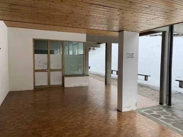 Mansarda Monolocale Mq 40 con Soppalco Mq 40 Fiumalbo Via Giardini quarto Piano Garage Cantina sottoteto (9)