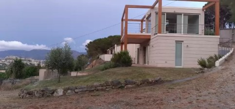 Villa Elba Portoferraio Albereto Mq 400 Nuova Costruzione