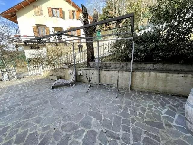 Villetta Bifamiliare Prunetta Quadrilocale Mq 110 Garage Giardino (36)