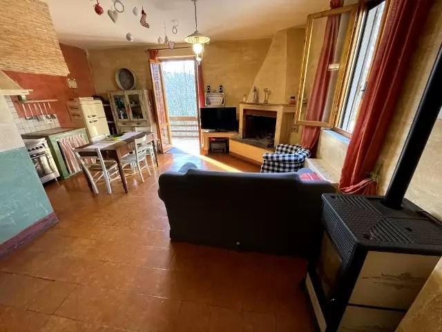 Villetta Bifamiliare Prunetta Quadrilocale Mq 110 Garage Giardino (64)
