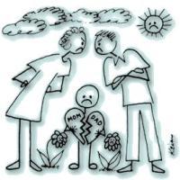 Mediazione familiare e diritto del minore ad un rapporto paritetico con entrambi i genitori