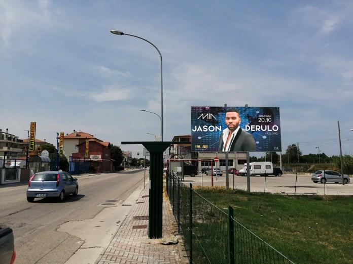 Affissione 6x3 Porto Sant'Elpidio