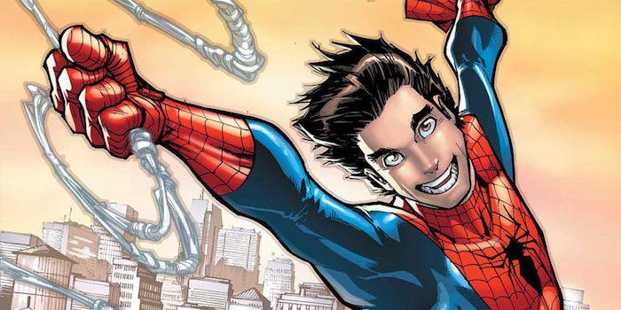 Marvel-Spider-Man cartoon image