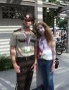 Rick grimes & Zombie