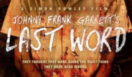 Johnny Frank Garret's Last Word