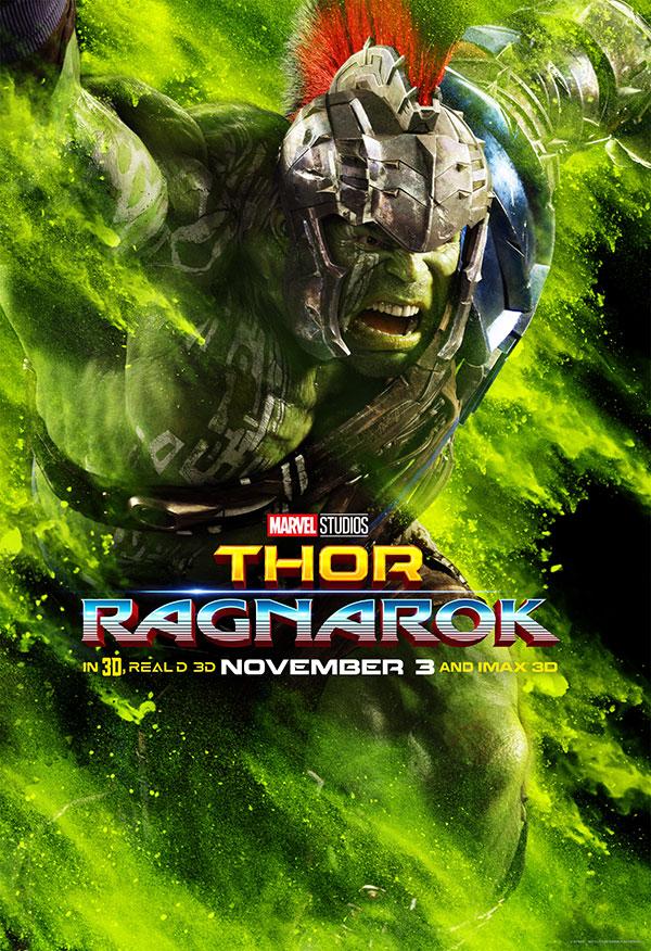 watch thor ragnarok s hulk vs thor fight age of the nerdage of