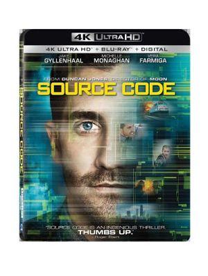 Source Code' Starring Jake Gyllenhaal Gets 4K Ultra HD Combo
