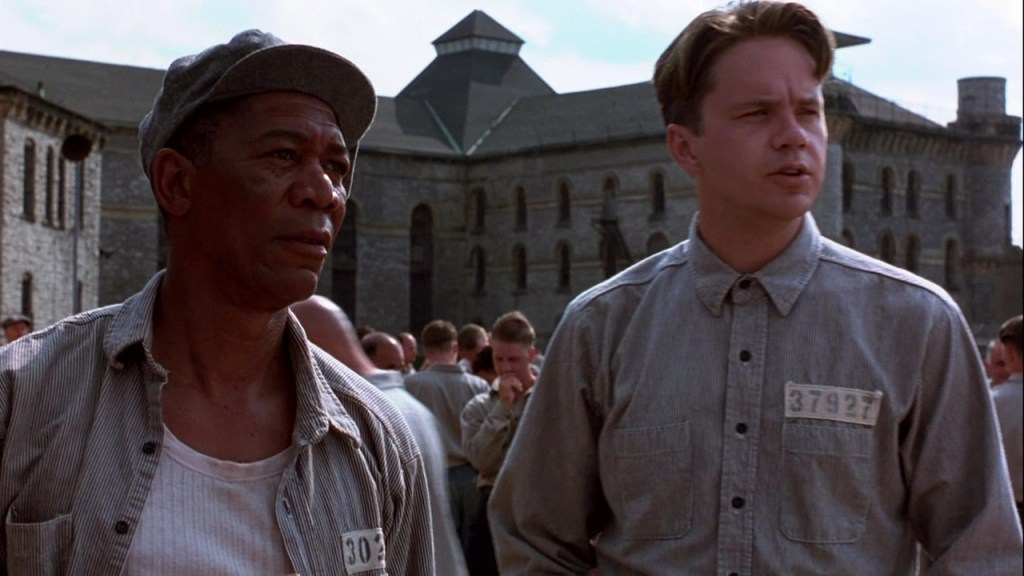 author of the shawshank redemption