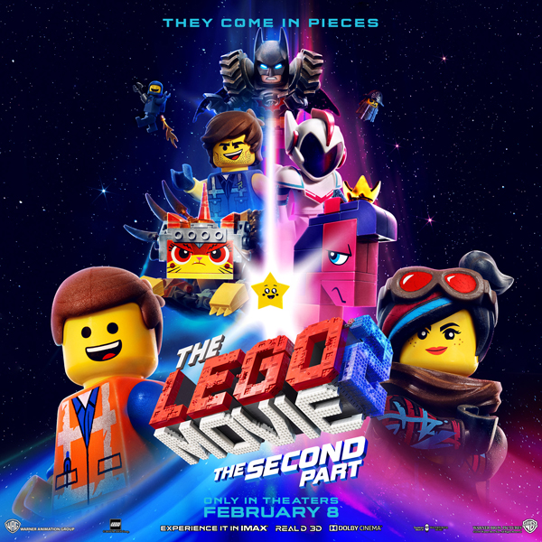 Image result for The Lego Movie 2: The Second Part
