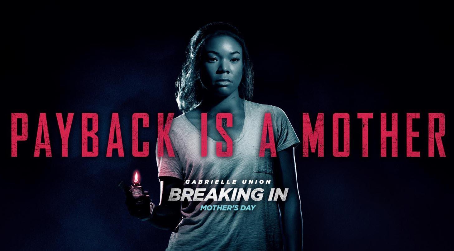 Movie Poster 2019: Breaking In Movie 2018