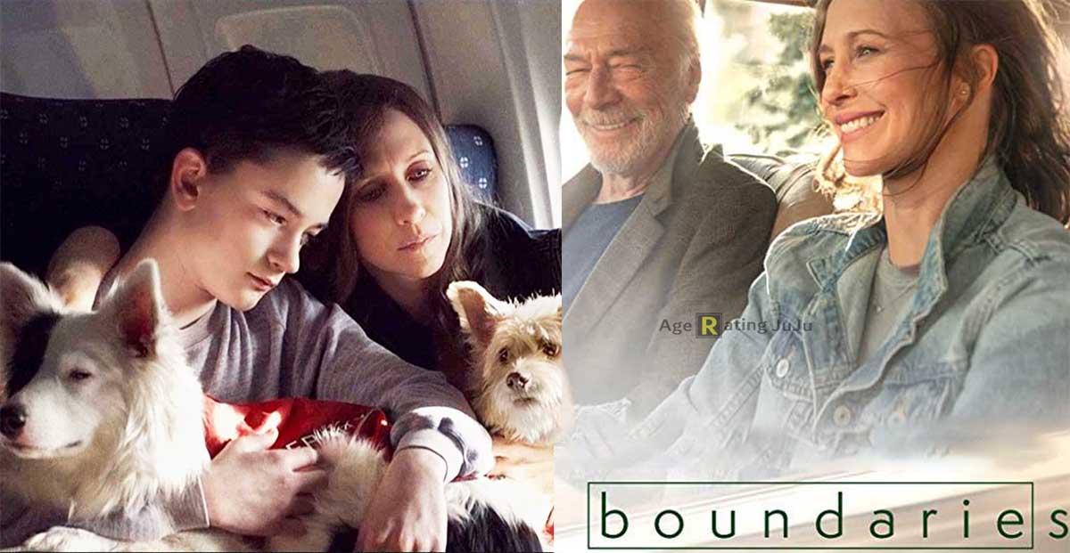 Movie Poster 2019: Boundaries Movie 2018 Restriction