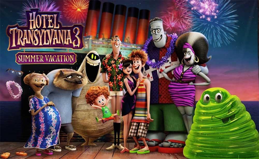 Movie Poster 2019: Hotel Transylvania 3 Age Rating