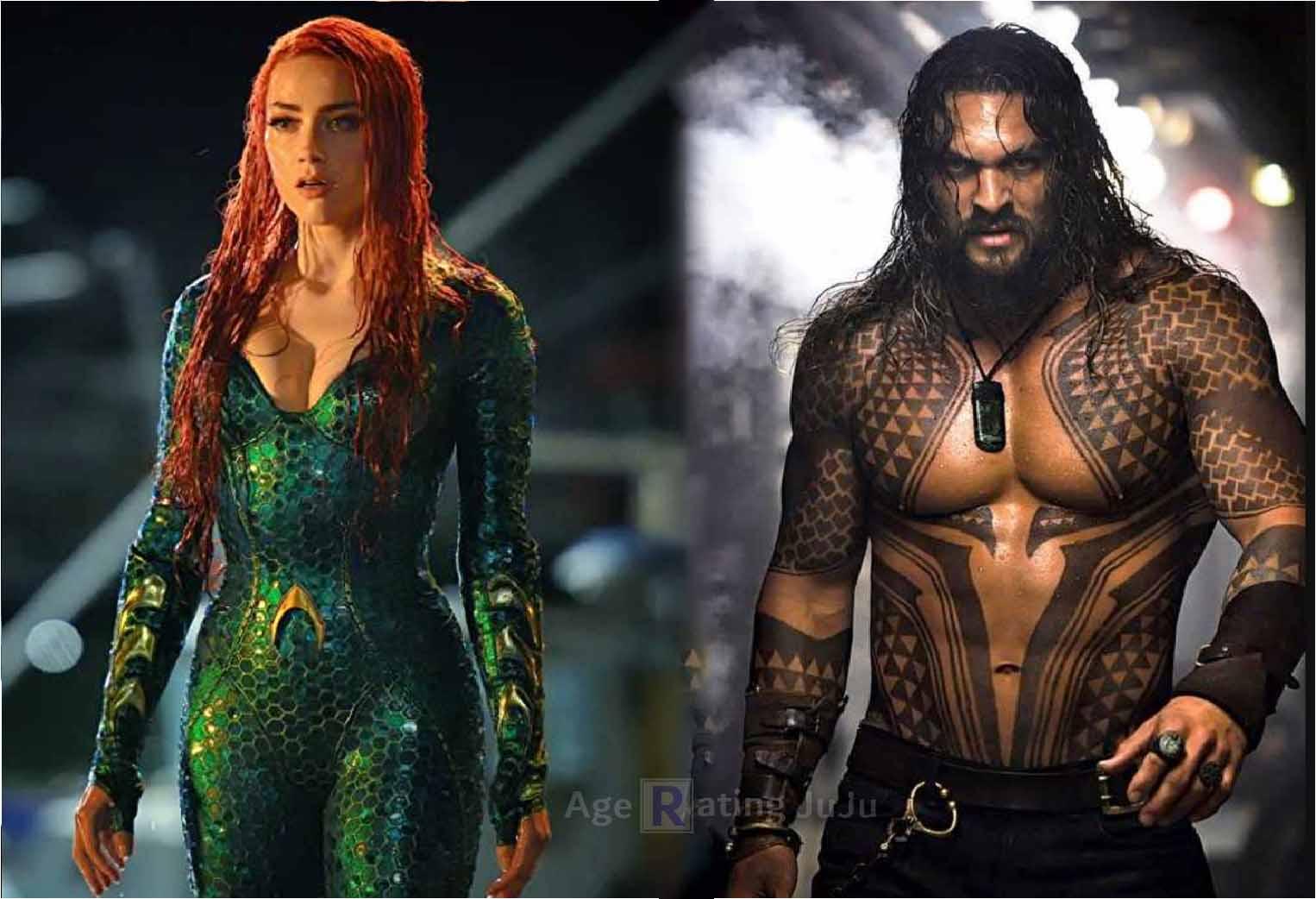 Movie Poster 2019: Aquaman Movie 2018 Age Restriction