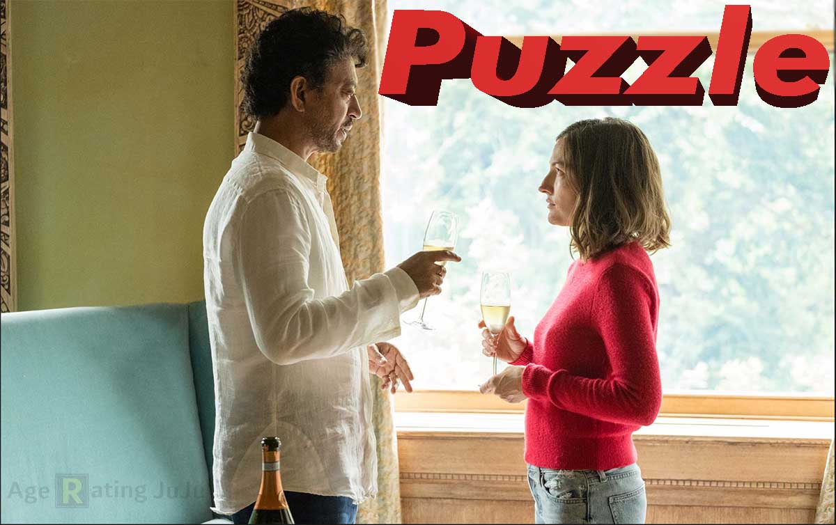 Movie Poster 2019: Puzzle Movie 2018 Restriction Certificate