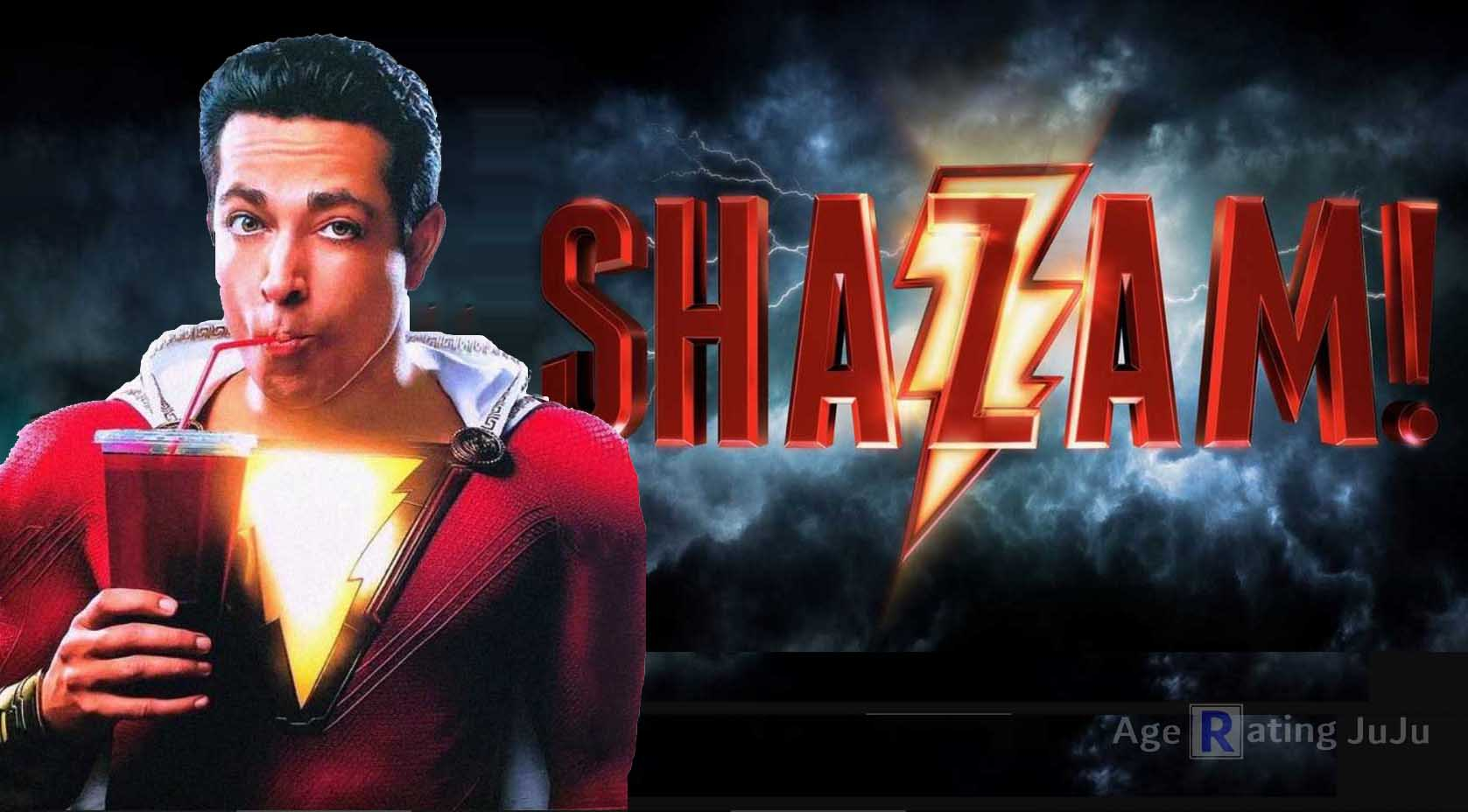 Shazam Wallpaper Movie