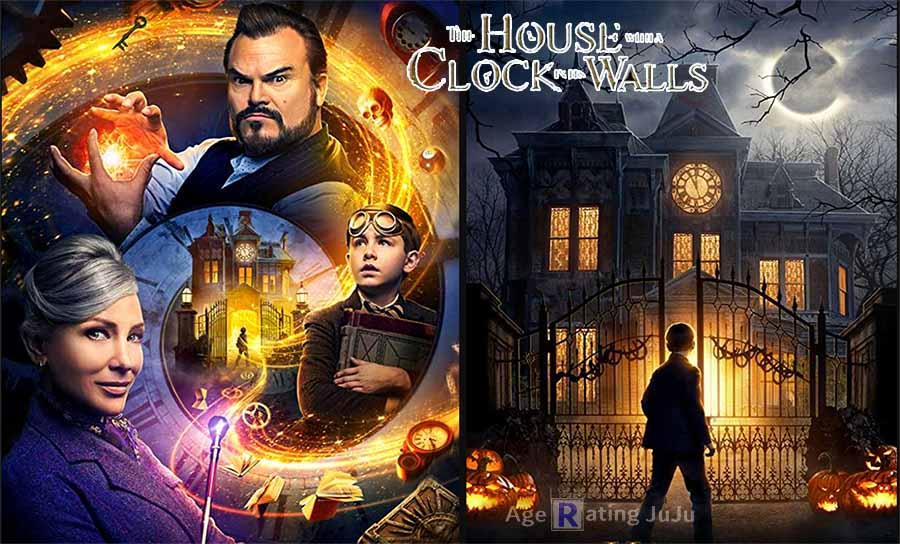 Movie Poster 2019: The House With A Clock In Its Walls Age Rating