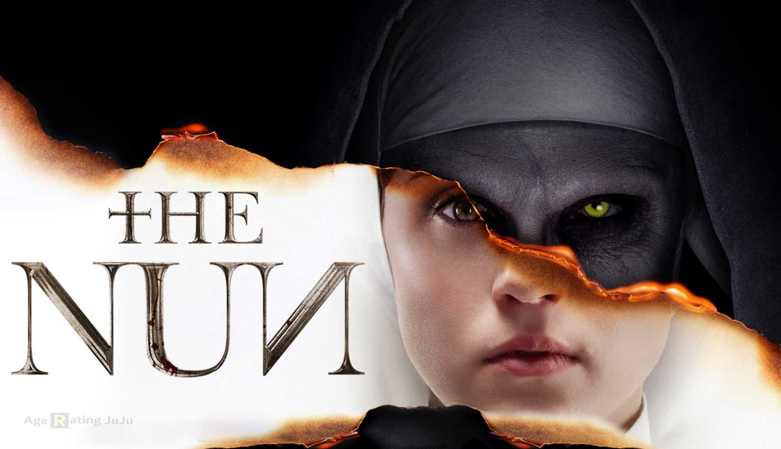 Movie Poster 2019: The Nun 2018 Restriction Certificate