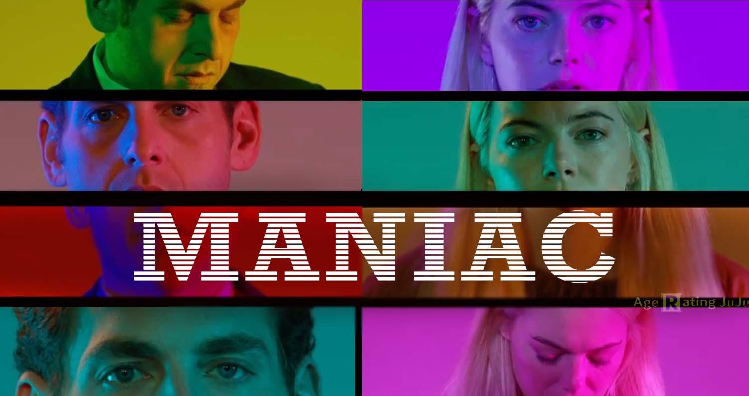 Maniac age rating maniac netflix tv show 2018 parental - Home shows on netflix 2018 ...