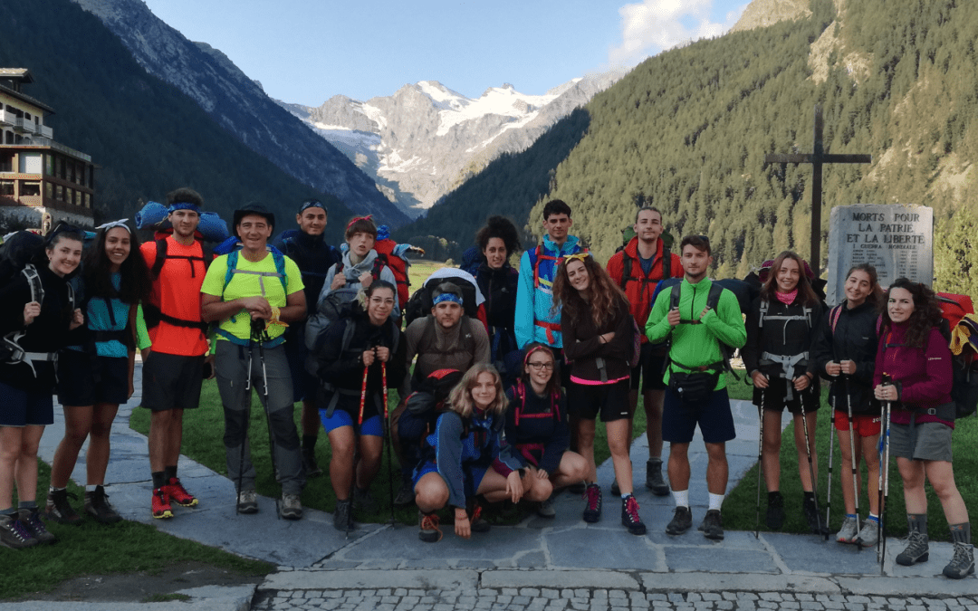Clan Zorzetto – Route 11 – 18 Agosto 2018