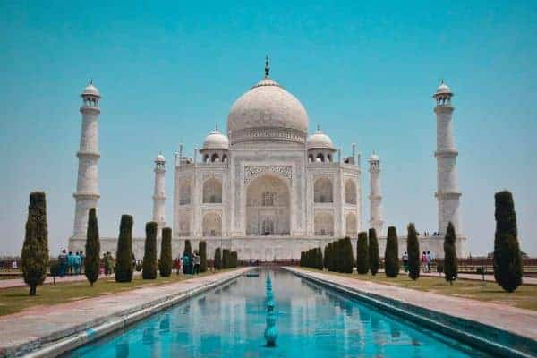 TajMahal and other amazing places to see in the world
