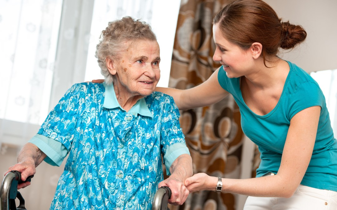 Caregivers: You Make the Difference