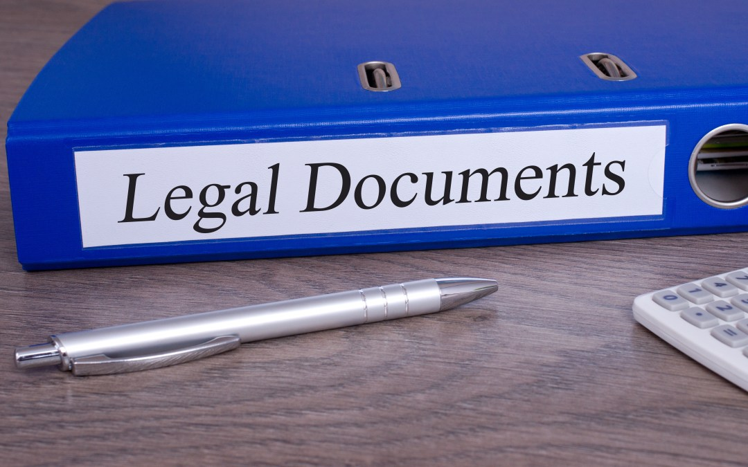 Legal Documents for Young Adults