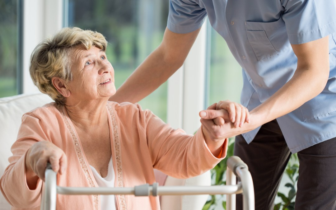 5 Signs That An Elderly Person Needs Help