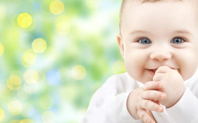 What Babies Can Teach Us About the Power of Smiling