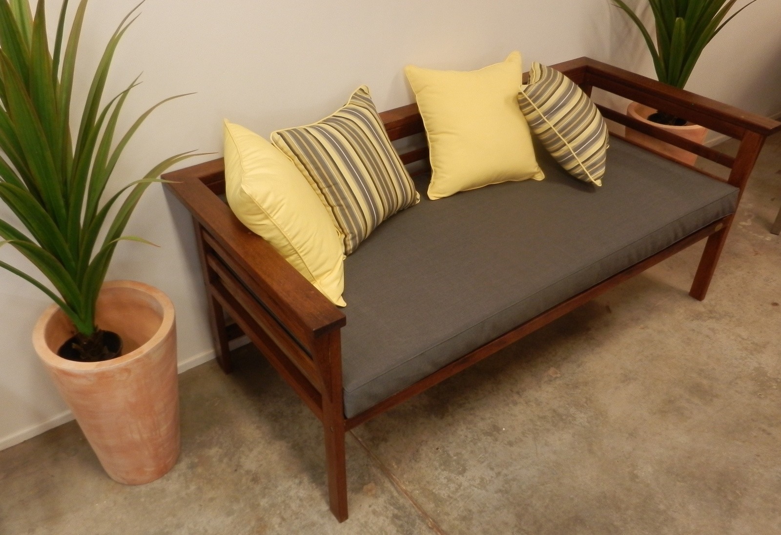 Nightingale Day Bed - Outdoor Day Beds Brisbane - AGFC on Belham Living Lilianna Outdoor Daybed id=38137